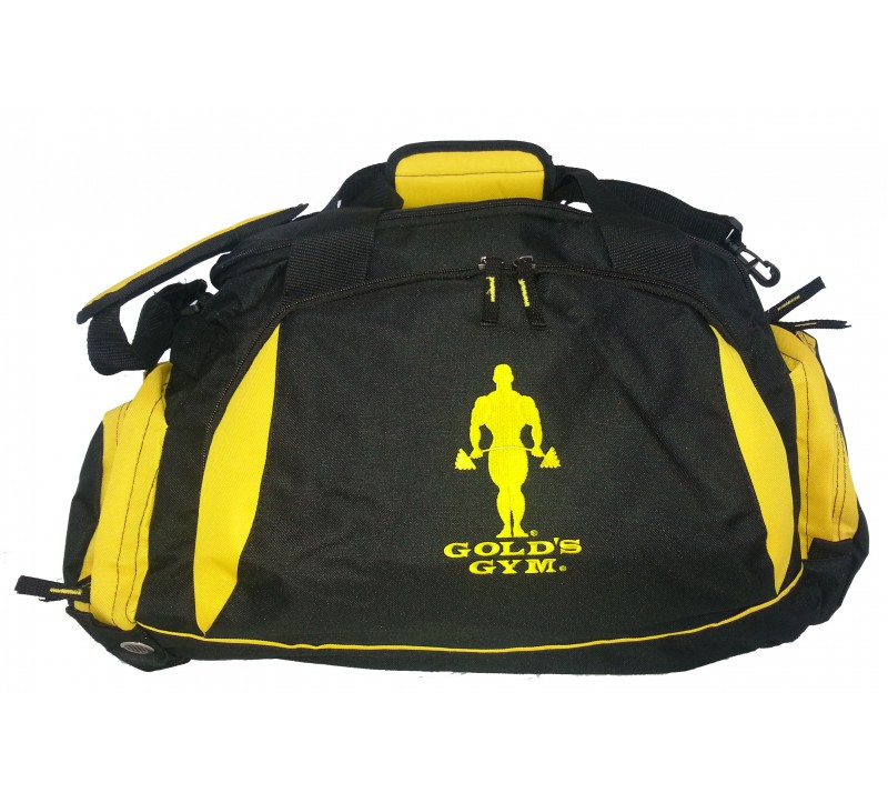 Gym Bag And Backpack: Large Gym Bag For Workout Clothes :G961 Golds Gym Bag Or